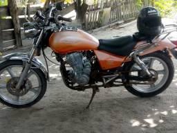 Vendo ou troco em outra moto valor 2500 - 2008