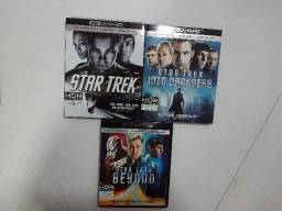 Bluray 4K Star Trek Importado