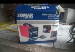 Vendo máquina de solda
