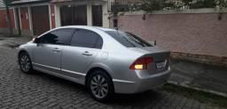 Honda civic automatico com gnv 5 geraçao muito novo - 2011