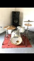 Alugo Bateria acústica e Cajon