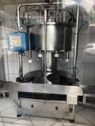 Indústria de Água Adicionada de Sais