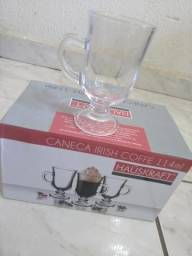 Jogo de 6 taças p café 114ml / Jogo de Copo 310ml
