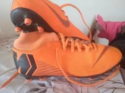 Barbada Chuteira Nike Mercurial 39 campo