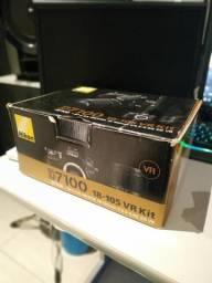 Câmera Profissional Nikon D7100