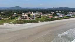 Cobertura com 3 dormitórios à venda, 125 m² por r$ 480.000 - rio gracioso - itapoá/sc