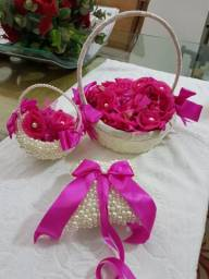 Kit casamento, florista, Pagem, Dama