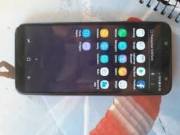 Samsung J6 roxo