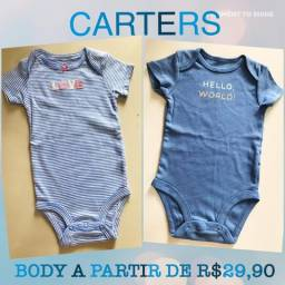 Body infantil carters