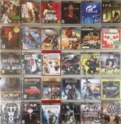 Jogos PS3 fazemos entregas e aceitamos cartões
