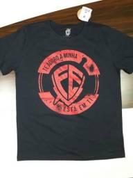 Camiseta Fé ?% Original