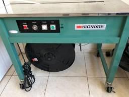 Máquina de arquear cintadeira semi automática Signode