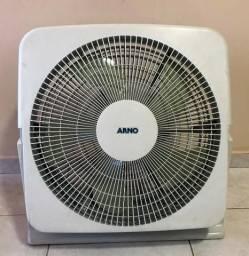 Circulador de ar da Arno. Funcionando e em ótimo estado. Vendo motivo mudança