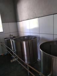 Alambique cobre 100litros