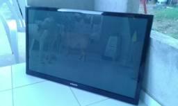 Tv Samsung tela quebrada