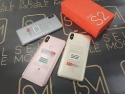 Celular Xiaomi Redmi S2 64gb/4gb - LOJA - Garantia de 1 Ano - NF -