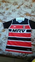 """Camisa oficial do Santa Cruz tamanho """"P"""""""