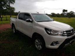 Toyota Hilux Srv 2.8 4x4 Aut. 2017/2017 - 2017
