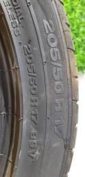 Vendo jogo de pneu usado