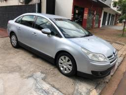CITROËN C4 2010/2011 2.0 GLX PALLAS 16V FLEX 4P MANUAL - 2011