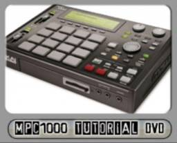 Akai MPC 1000 2 DVD Instrucional ( Frete Grats ! )