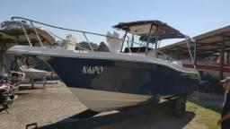 Fishing 265 com Evinrude E-Tec 250HP G1 estado de nova - 2009