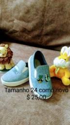 Vendo sapato infantil