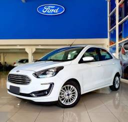 Ka Sedan Titanium AT 2021 TOP de linha De R$ 78.990,00 Por R$67.932,00