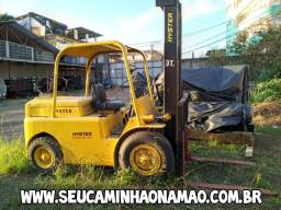 Empilhadeira HYSTER H60J 1998 3T R$35MIL
