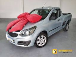 Chevrolet Montana LS 1.4 Flex | 2013 | Completa - Financia até 100%