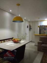 Apartamento à venda com 2 dormitórios em Jardim pedroso, Mauá cod:5511