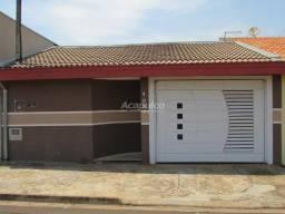 Casa à venda, 2 quartos, 2 vagas, Jardim Vila Rica - Santa Bárbara D'Oeste/SP