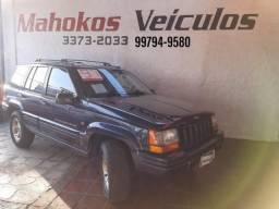 Jeep grand cherokee 1997 5.2 limited 4x4 v8 16v gasolina 4p automÁtico