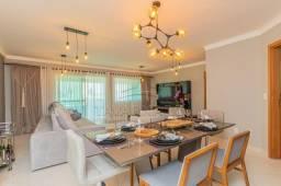 Apartamento à venda com 3 dormitórios em Orfas, Ponta grossa cod:V1296