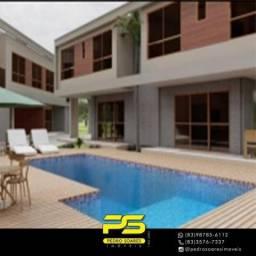 Casa com 3 dormitórios à venda por R$ 399.000 - Enseada de Jacumã - Conde/PB