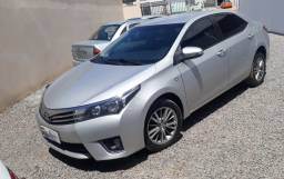 Corolla XEI ano 2014/2015 carro bem conservado IPVA 2020 pago