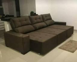 Sofa 3metros - Super Luxo