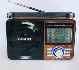 Radio reprodutor de som