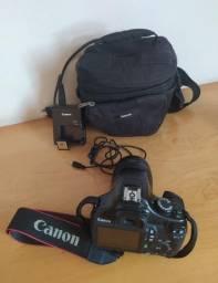 Camera Canon EOS 1100D + Acessórios