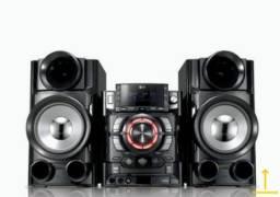 Mini System LG 650 W