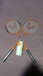 Vendo jogo de badminton vollo