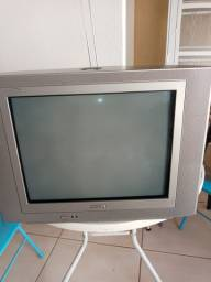 Tv 21 Philips tela plana tubo