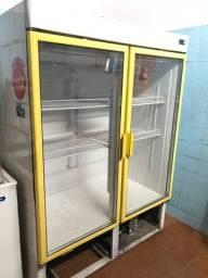 Refrigerador Duplo - seminovo