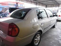 Renault clio 1.0 sedan 2002 completo