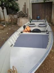 Barco 6 metros motor 25/30