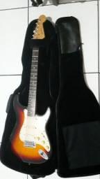 Guitarra Memphis + bag luxo