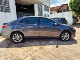 Corolla xei 2.0 cinza 2019 sem detalhes na garantia