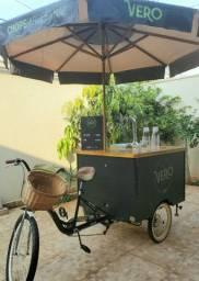 Food Bike Beer Para Chopp/chope - Completa! Pronta Para Uso