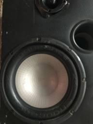 Caixa de som com módulo power one