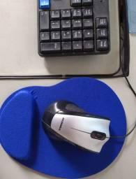 Mouse Pad Azul